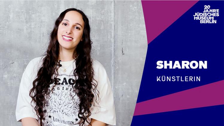 Porträtfoto von Sharon