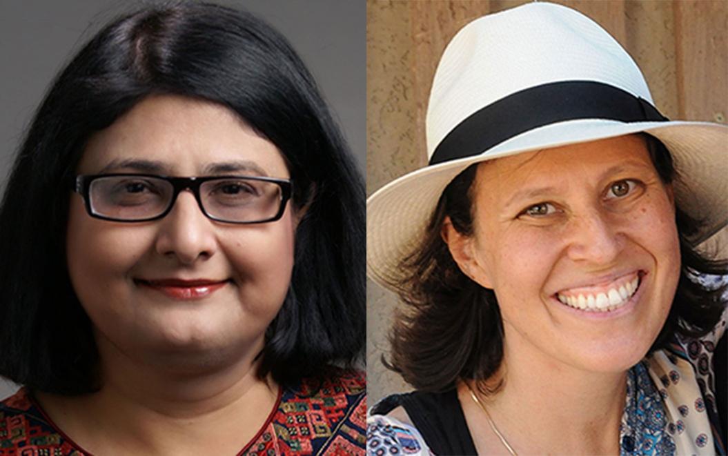 Rachel S.A. Pear und Anila Asghar