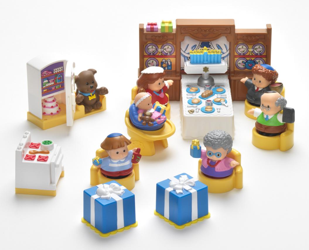 Spielzeuge mit dem Thema Chanukka