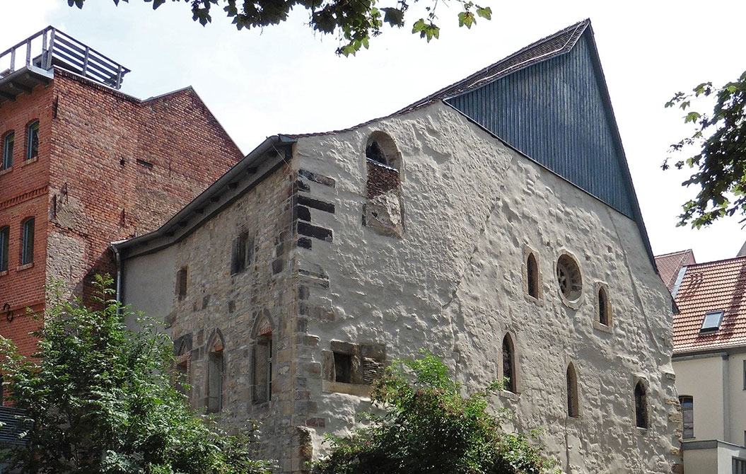 Old Synagogue in Erfurt