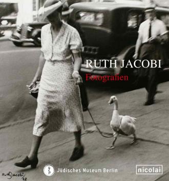 "Cover des Katalogs zur Ausstellung: ""Ruth Jacobi"""
