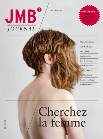 Cover JMB Journal Nr. 16