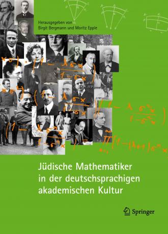 "Cover ""Jüdische Mathematiker*innen"""