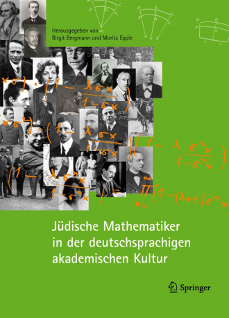 "Cover ""Jewish Mathematicians"""