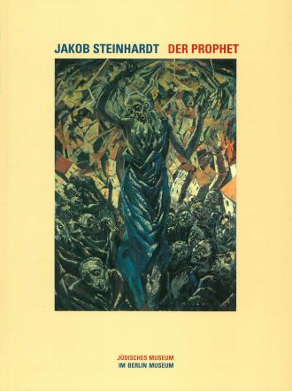"""Cover des Katalogs zur Ausstellung """"Steinhardt"""""""