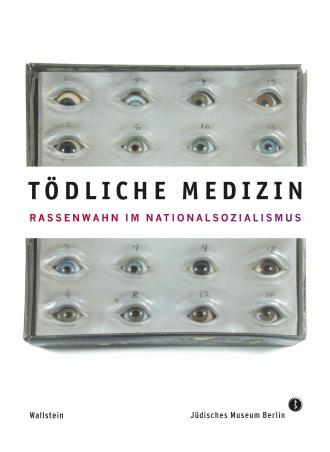 """Cover des Katalogs zur Ausstellung """"Tödliche Medizin"""""""