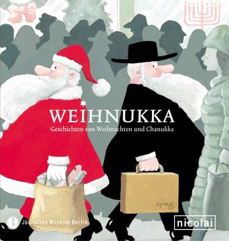 """Cover des Katalogs zur Ausstellung """"Weihnukka"""""""