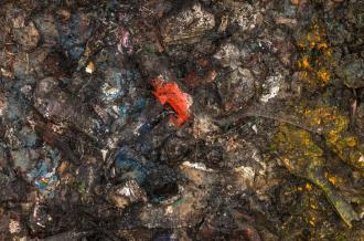 Michael Davids artwork <cite>A Cluster of Blessings</cite>