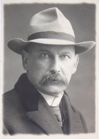 Porträt Ludwig Haas