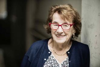 Portrait von Hanni Levy
