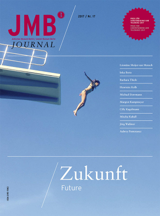 Cover JMB Journal Nr. 17