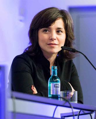 Porträt von Özlem Topçu