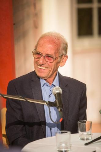 Portrait of Zvi Aviram
