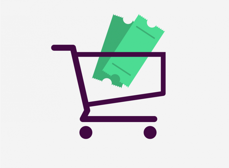 Icon Shopping Trolley