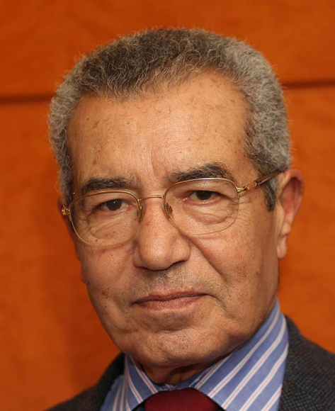 Portrait Abdelmajid Charfi