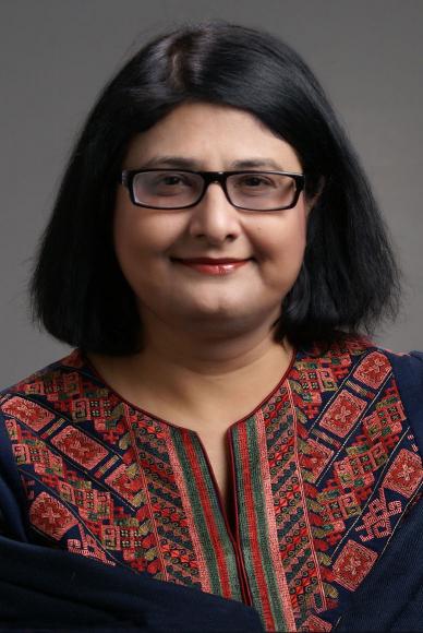 Porträt Ansila Asghar