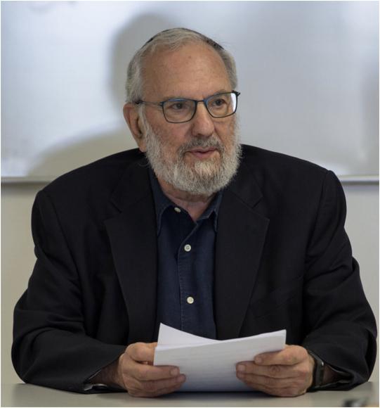Porträt Jerome Gellman