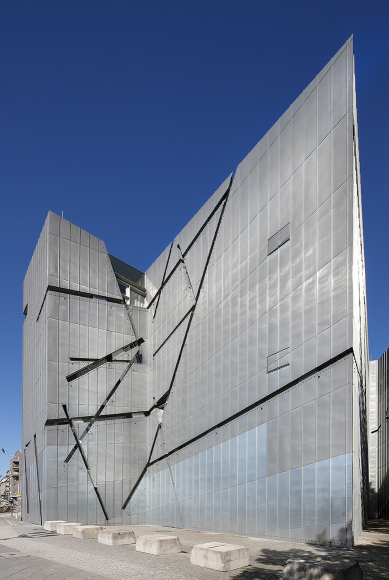 The Libeskind Building Jewish Museum Berlin