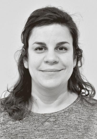Portrait der Künstlerin Persefoni Myrtsou