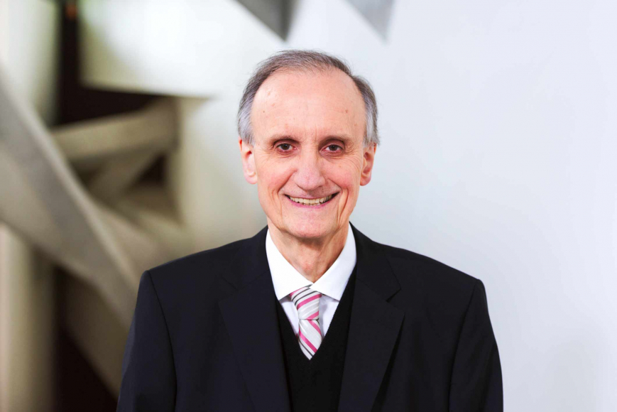 Porträt Peter Schäfer