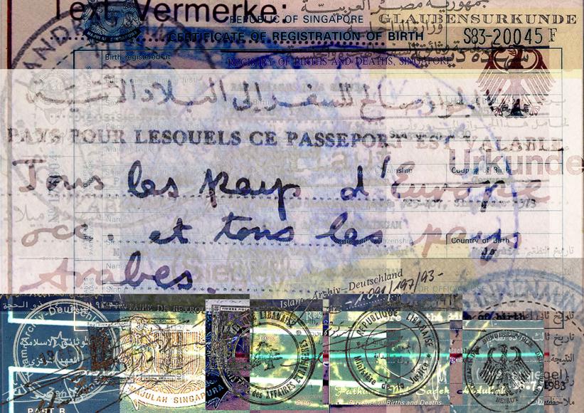 Passdokument