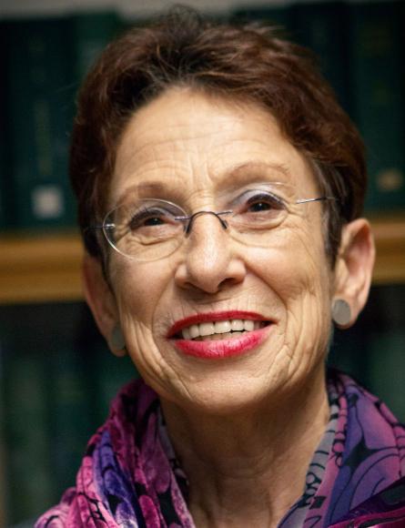 Porträt Ruth Wodak