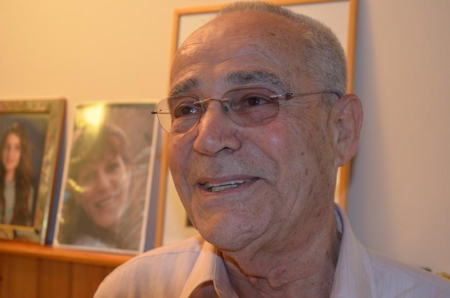 Porträt Zvi Cohen