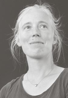 Portrait der Künstlerin Mareike Drobny