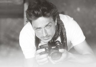 Portait des Fotografen Sven Alfred Strecker