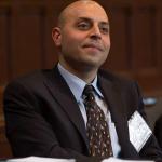 Portrait von Sa'ed Atshan