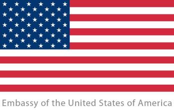 Embassy of the United States of America/US-Botschaft (Logo)