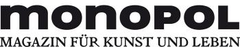 monopol. Magazin für Kunst und Leben (Logo)
