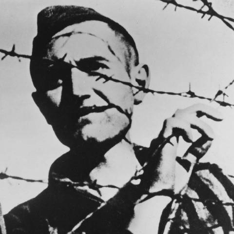 Filmplakat »Eichmann und das Dritte Reich«