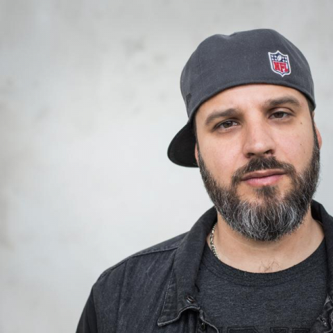 Rapper Ben Salomo