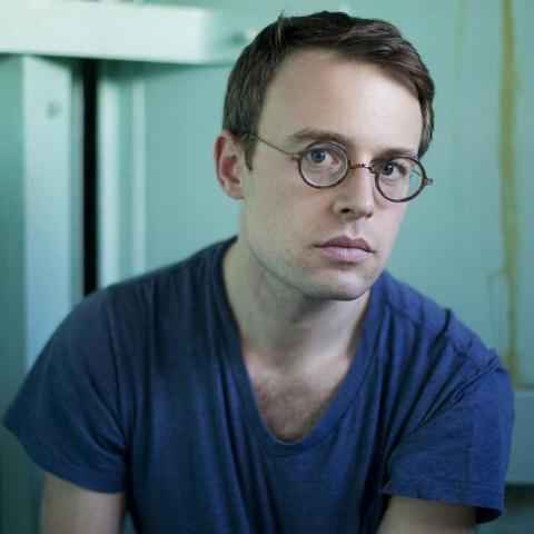 Porträt Joshua Cohen