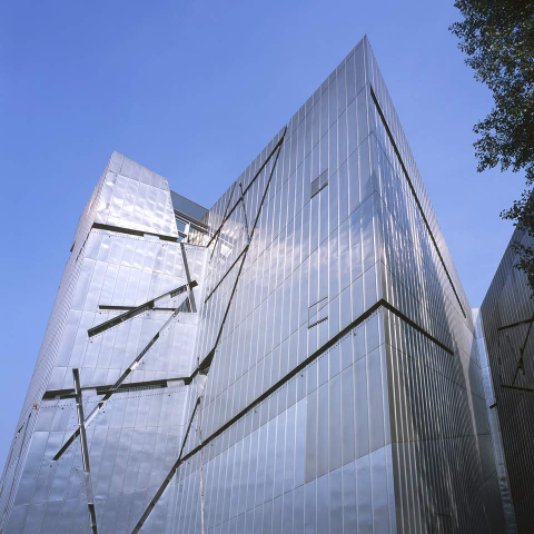 the libeskind building