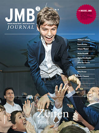 Cover of the JMB Journal